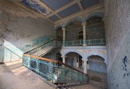 Stairs 1, Mens Sanatorium